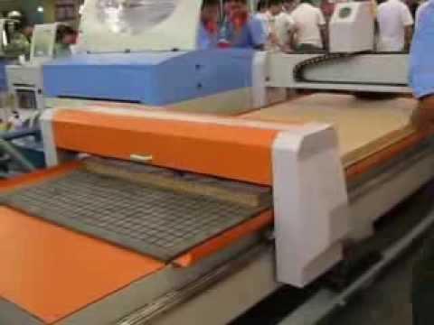 Máquina de corte a laser e Máquina CNC Router  - Conjugados Modelo GEMINI