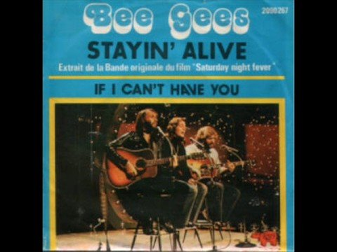 Bee Gees - Stayin' Alive (Special Disco Version)