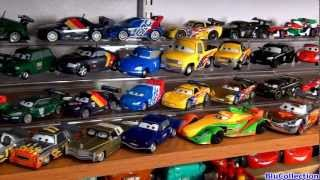 getlinkyoutube.com-My Entire Complete Disney Pixar Cars 2 Diecast Collection 2012 Planes Mater's Tall Tales