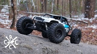 getlinkyoutube.com-Axial Yeti RTR Unboxing, First Run & First Impressions - CCxRC