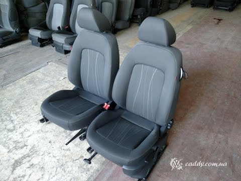 STIB-4 - Seat Ibiza - передние откидные сиденья