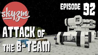 Attack of the B Team 92 - Minecraft Mods - SALVATION?!