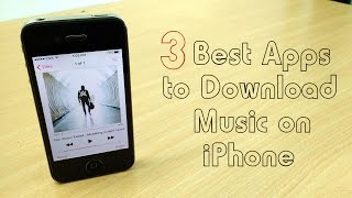 getlinkyoutube.com-3 Best Apps to Download UNLIMITED Free Music on iPhone,iPad,iPod | 2016 #1
