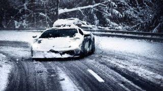 getlinkyoutube.com-LAMBOS LOVE SNOW