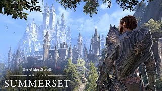 The Elder Scrolls Online - Journey to Summerset Trailer