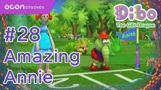 getlinkyoutube.com-[OCON] Dibo the Gift Dragon _Ep28 Amazing Annie(Eng dub)