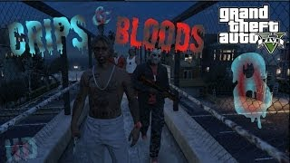 getlinkyoutube.com-GTA 5 Crips & Bloods Part 8 [HD]