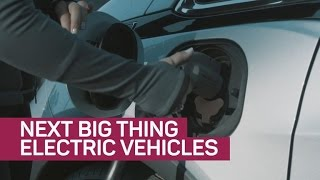 Electric cars aren't just for golfing any more (Next Big Thing)