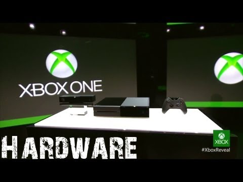 Xbox One Reveal - Hardware (1080p) - Xbox Conference