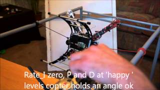 Arducopter Tuning Guide