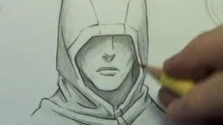 getlinkyoutube.com-How to Draw Hoodies (3 Ways)