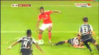 Ivan Cavaleiro Amazing Skills Benfica vs Nacional da Madeira