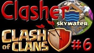 getlinkyoutube.com-Clash of Clans - ... Skywater das Regelwerk 6ter Teil