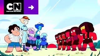 getlinkyoutube.com-Tacada Certeira | Steven Universo | Prévia | Cartoon Network