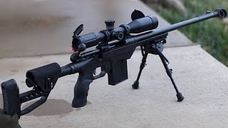 getlinkyoutube.com-Armslist tries the MDT Light Sniper System on a Savage .308