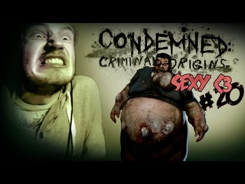 RAGE MODE ACTIVATE! - Condemned: Criminal Origins - Lets Play - Part 20