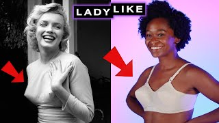 We Wore Vintage Bras For A Day• Ladylike
