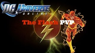 The Flash Dcuo ps4 Iconic Speedsters PvP #3/3