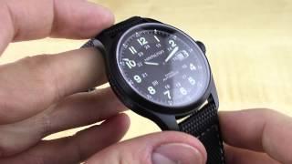Hamilton Khaki Field Titanium Auto Watch Review | aBlogtoWatch