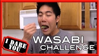I Dare You: Wasabi Challenge!