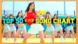 getlinkyoutube.com-[TOP 50] K-POP SONGS CHART - JUNE 2016 (WEEK 4)
