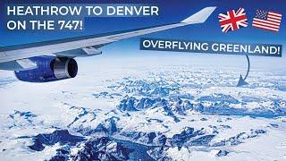 getlinkyoutube.com-TRIPREPORT | British Airways (Economy) | Vienna - London Heathrow - Denver | Boeing 747-400