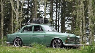 getlinkyoutube.com-Portland OR Bust! (Volvo 122s Amazon Road Trip)