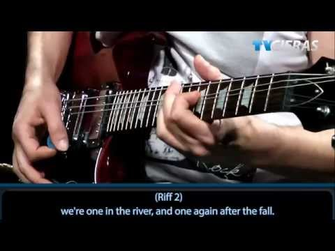 "System of a Down - ""Aerials"" - Aula de guitarra - TV Cifras"