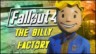 getlinkyoutube.com-THE BILLY FACTORY! | Fallout 4 Contraptions Workshop DLC