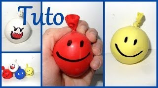 getlinkyoutube.com-✿ DIY n°14┆Balles anti-stress mignonnettes !