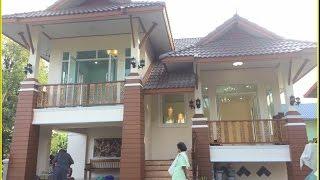 getlinkyoutube.com-แบบบ้านชั้นเดียวขนาดเล็ก บ้านป่าตาลBP31 อำนาจเจริญ