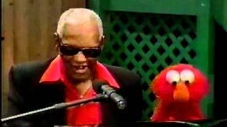 "getlinkyoutube.com-Sesame Street - Ray Charles ""Believe In Yourself"""