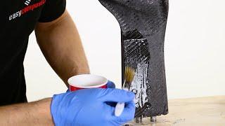 getlinkyoutube.com-Ultimate Carbon Fibre Skinning/Wrapping Tutorial - Sofie's Rifle Stock