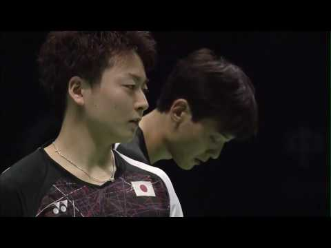 China Masters 2017 | Badminton F M3-MD | Chen/Wang vs Inoue/Kaneko