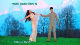 getlinkyoutube.com-La Mejor Cancion Indu Humko Hamise Churalo - Mohabbatein (Sub. Español)