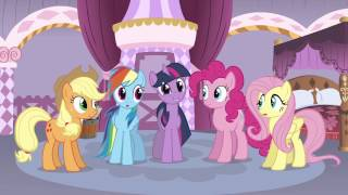 getlinkyoutube.com-MY LITTLE PONY   Poney Rarity   Clip   L'art de la mode