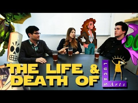The Death of LucasArts - CASUAL FRIDAY