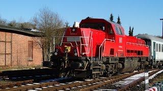 getlinkyoutube.com-Panzerentladung in Bergen/Lagerbahnhof