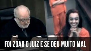 getlinkyoutube.com-Réu tira onda com Juiz e se dá muito mal