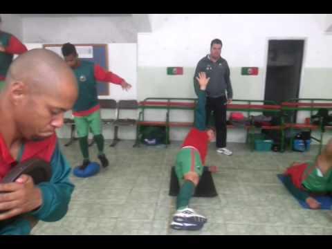 Atletas do S.C São Paulo realizam Core