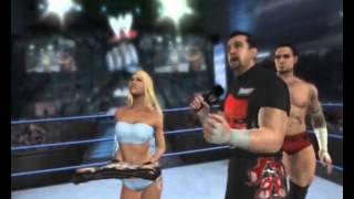getlinkyoutube.com-WWE Smackdown vs Raw 2008 24/7 Cut Scenes