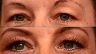 getlinkyoutube.com-Look Younger with Makeup! Part 1 - The Eyes