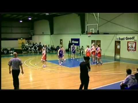 Capitals Academy vs Launceston - SEABL Women Round 6
