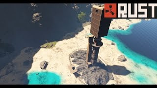 getlinkyoutube.com-Rust: Lighthouse Base (PATCHED)