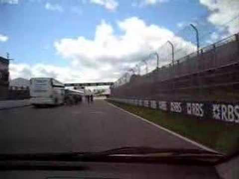 C'etait un circuit de Gilles-Villeneuve (after Claude Lelouche
