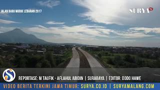 DRONE - JALAN TOL GEMPOL-BANGIL GRATIS MULAI SENIN 19 JUNI 2017