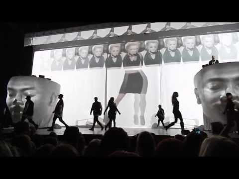Will.I.Am solo #WillPower Tour - Scream & Shout HD