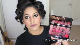 getlinkyoutube.com-My Engagement Makeup Tutorial   Pakistani, Indian, South Asian Wedding Make-up   Bridal Makeup