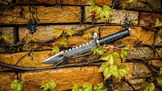 getlinkyoutube.com-MAKING CS:GO M9 BAYONET Part 2
