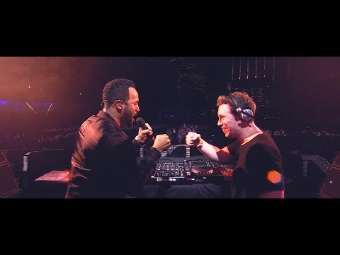 Voir la vidéo : Hardwell & Craig David - No Holding Back